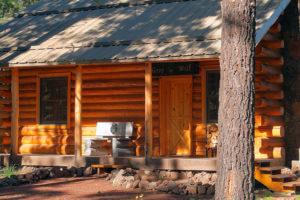 Lodge Cabins - Hidden Meadow Ranch